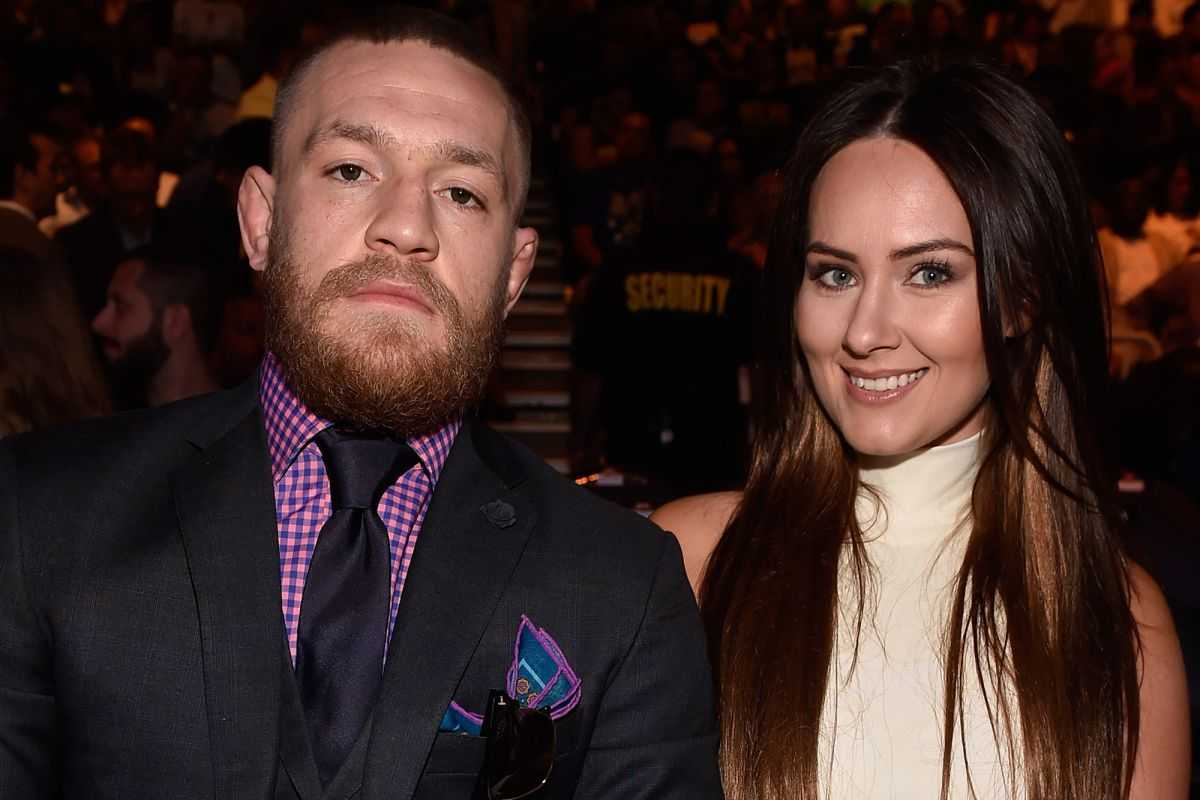 Dating in UFC: Conor McGregor met his now fiancee before his UFC days