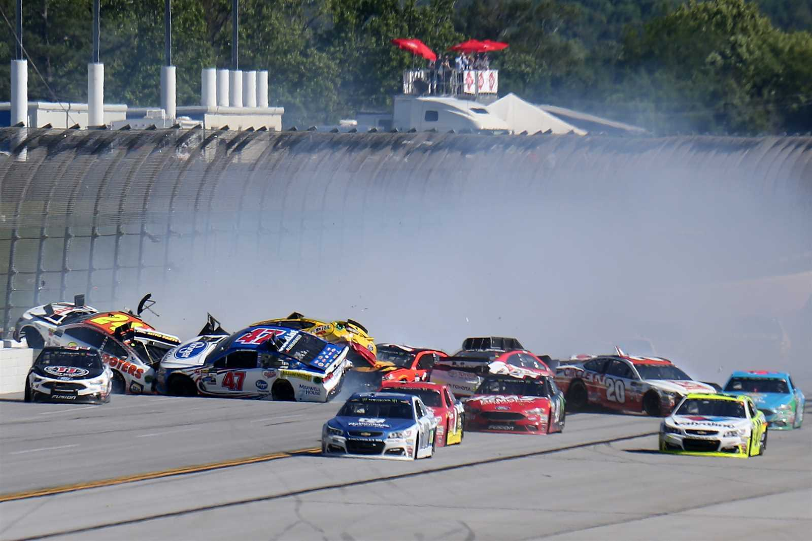 Talladega Terror? Who Will Come Out on Top at Dega?