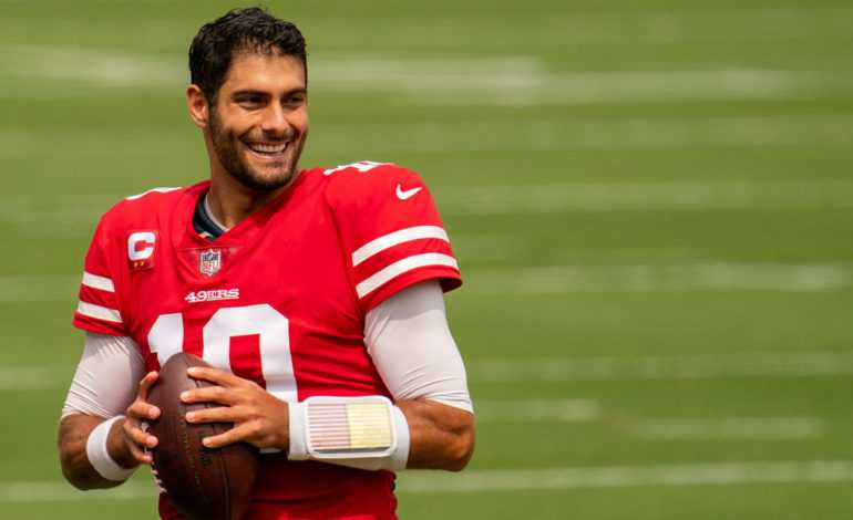 Patriots Can Be Patient for Jimmy Garoppolo