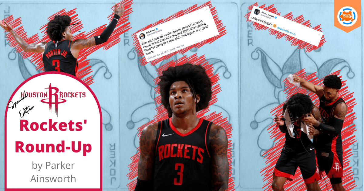 Houston Rockets' Round-Up: Special Edition