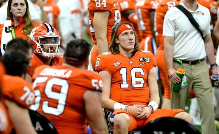 Jags Should Think Twice About Drafting Trevor Lawrence