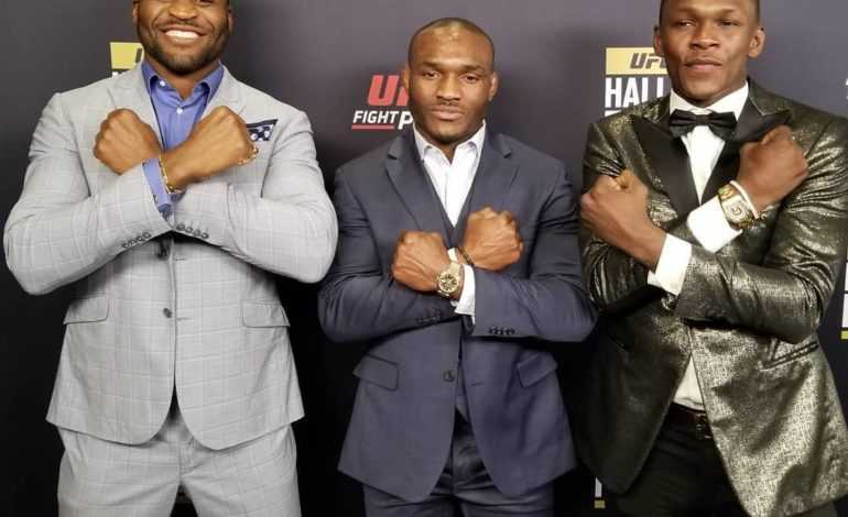 Three Kings: UFC's African Takeover!