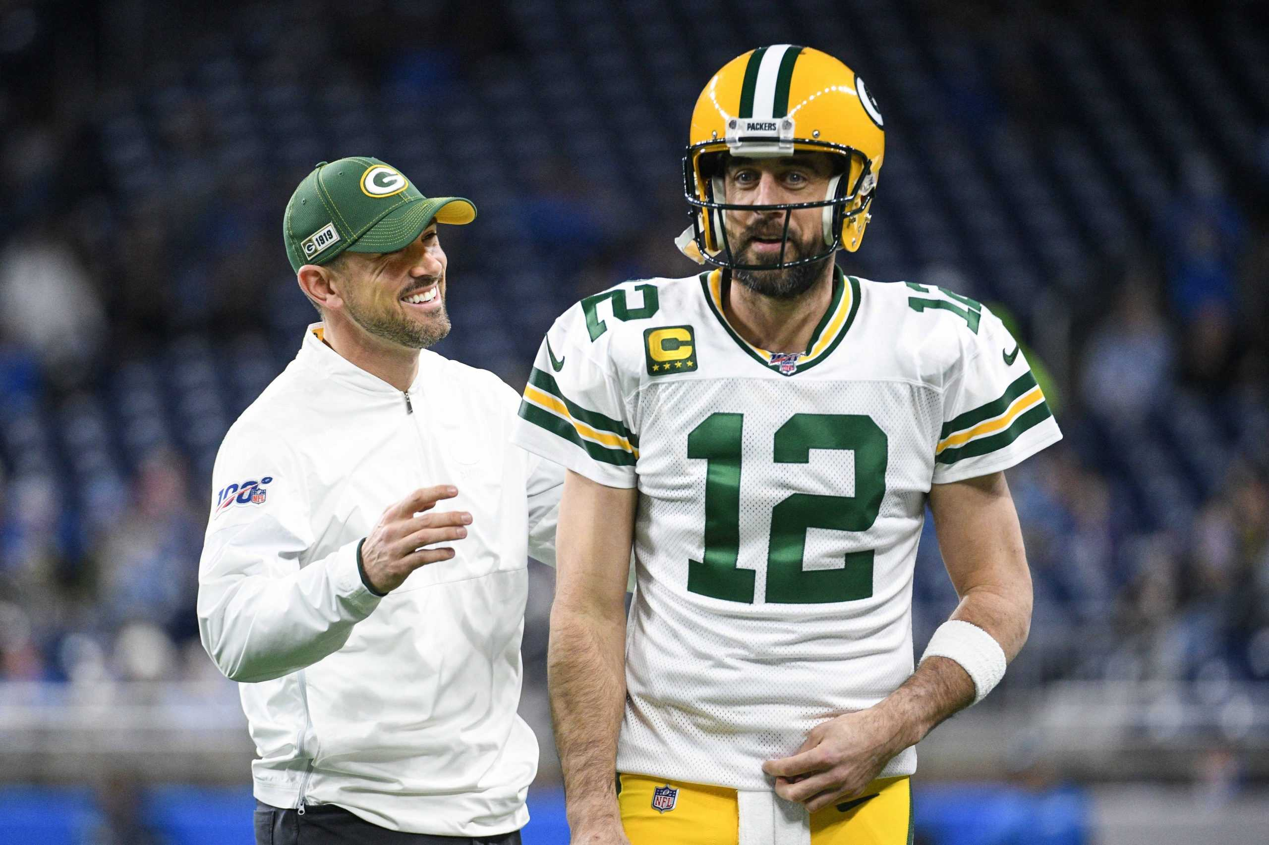 An Open Letter to the Packers: Just Make Rodgers Happy