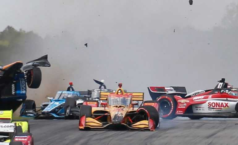 IndyCar Mid-Term Grade For Each Driver; Part One