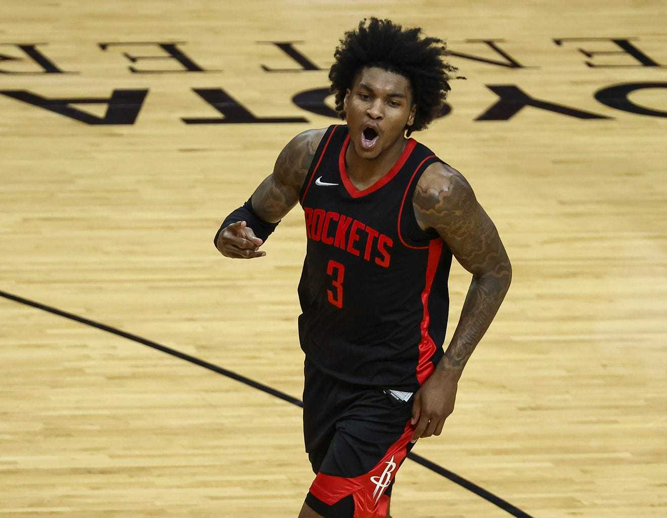 Kevin Porter Jr makes History, Scoring 50 points, and 11 assists