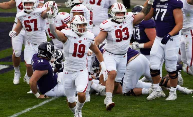 2021 Wisconsin Badgers Football Preview: Outside Linebackers