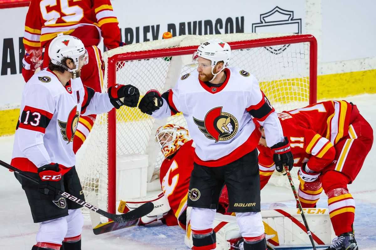 The Calgary Flames are Burned Out