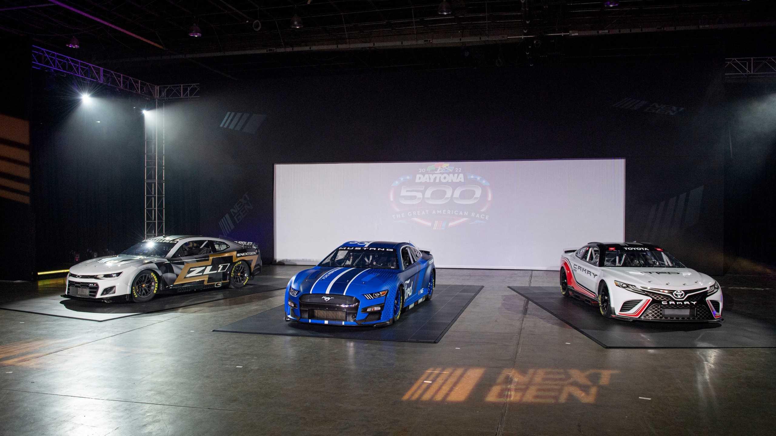 NASCAR Next-Gen Unveil