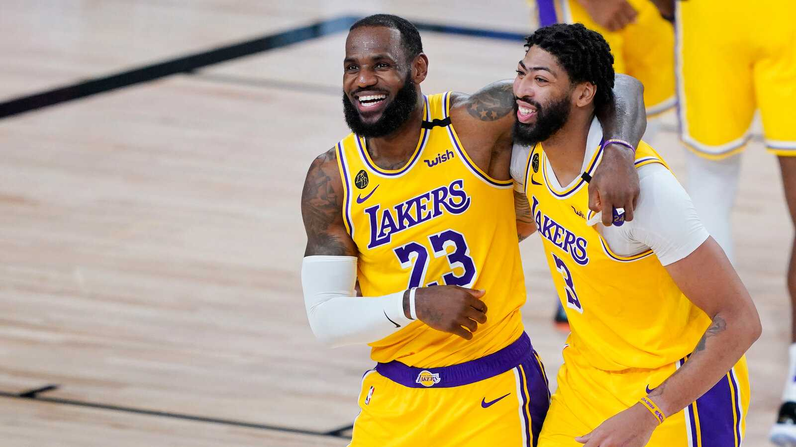 Lakers Back to Winning Form with Key Players Returning from Injury
