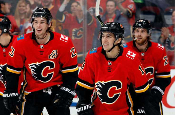 Calgary Flames Forwards