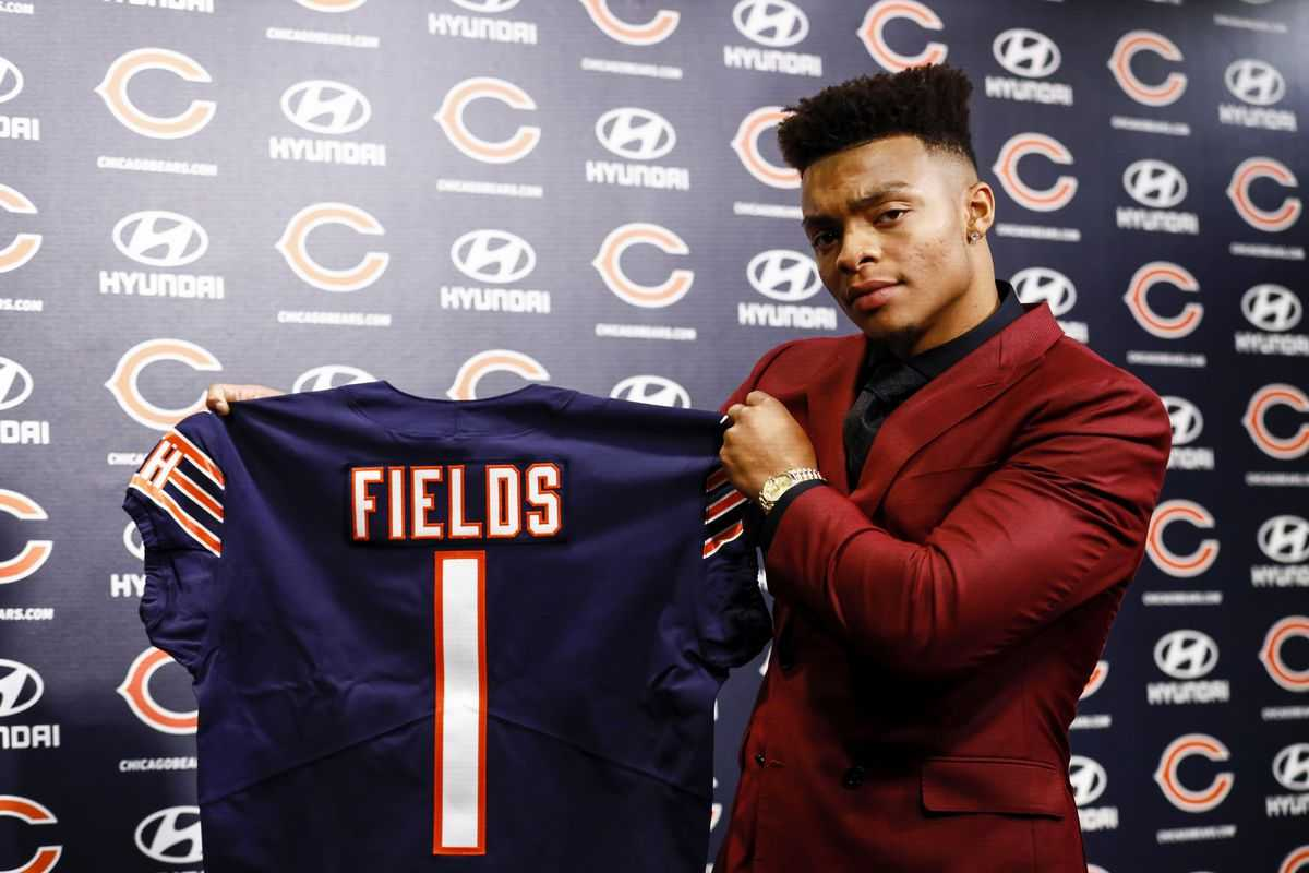 The Bears Have To Start Justin Fields Week One