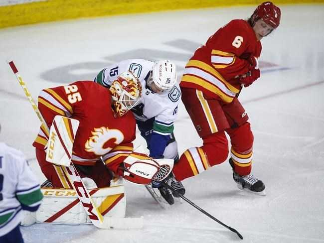 Jacob Markstrom - Calgary Flames season review