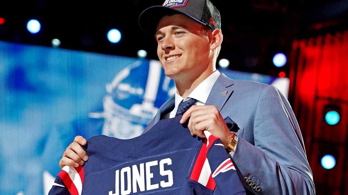 New England Patriots' Final Draft Grades