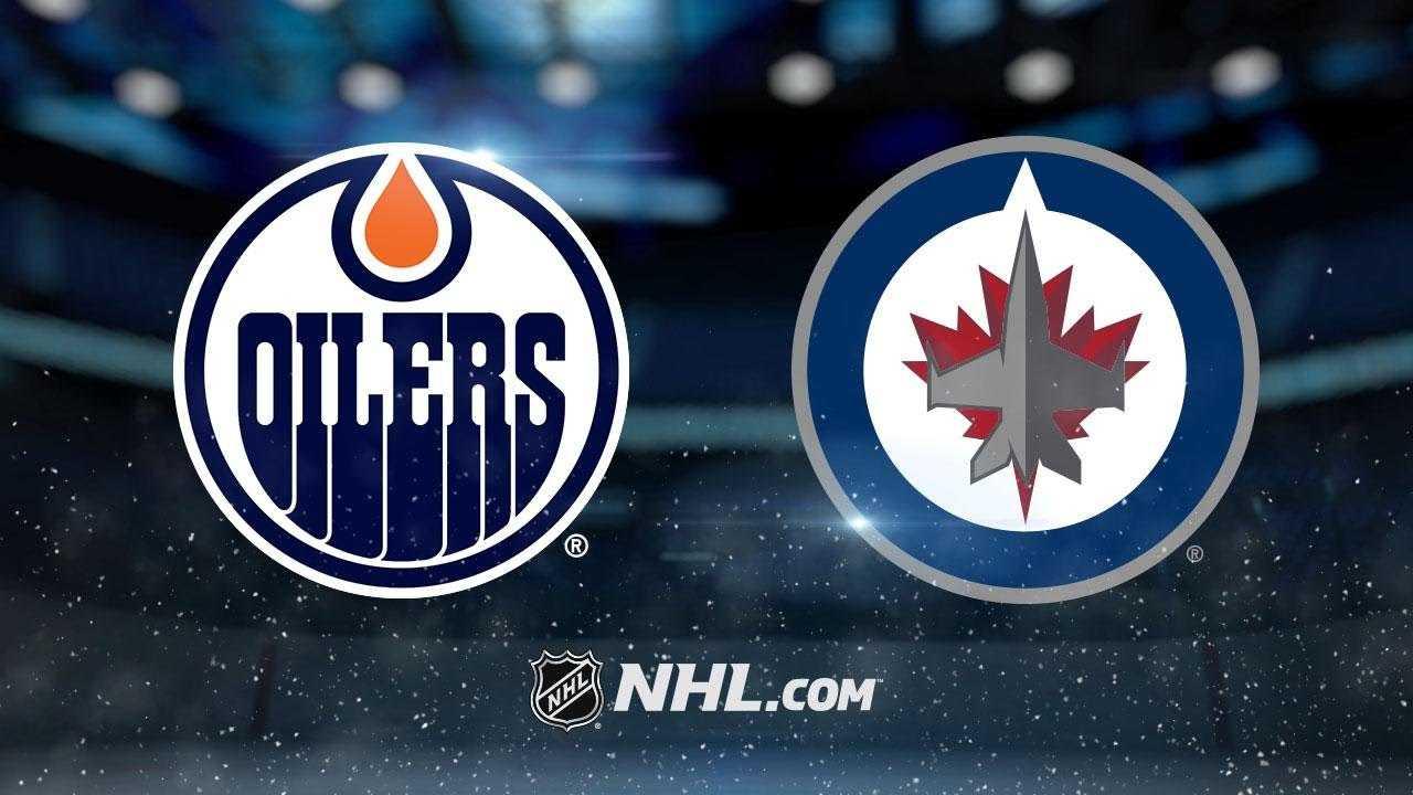 Edmonton Oilers vs Winnipeg Jets
