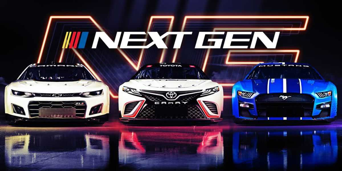 NASCAR Next-Gen Unveil