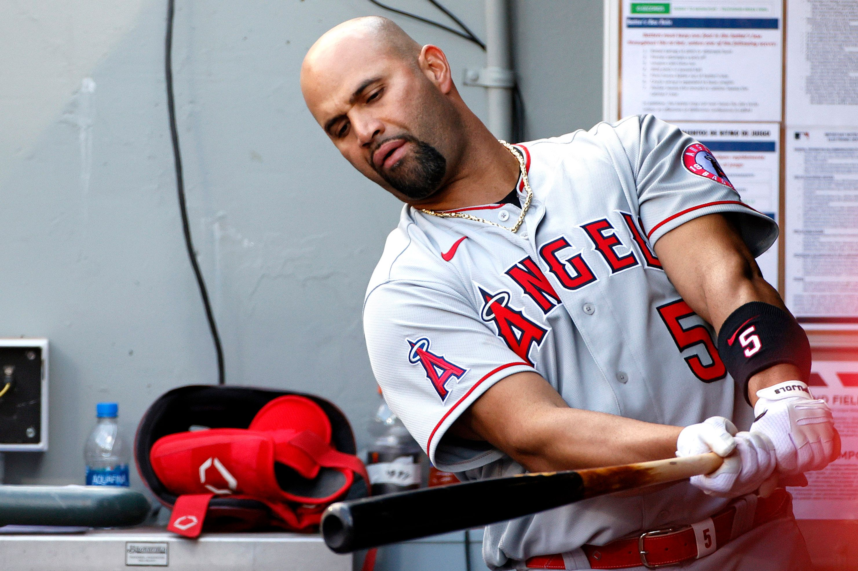 The Red Sox Must Sign Albert Pujols