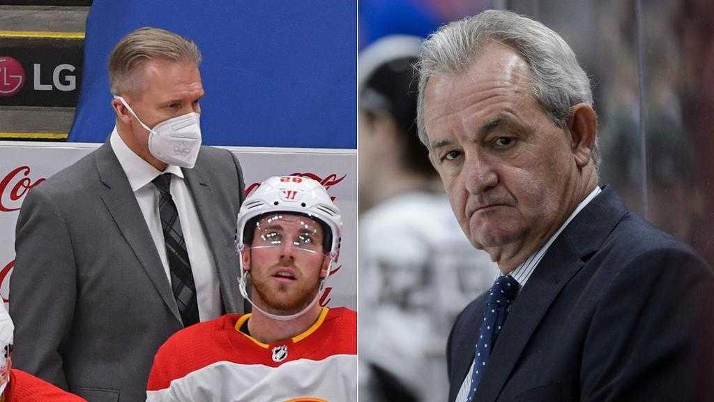 Calgary Flames Coaches