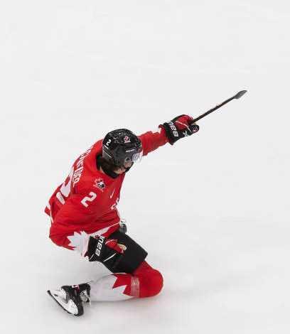 Rangers in Action at 2021 IIHF Hockey World Championships
