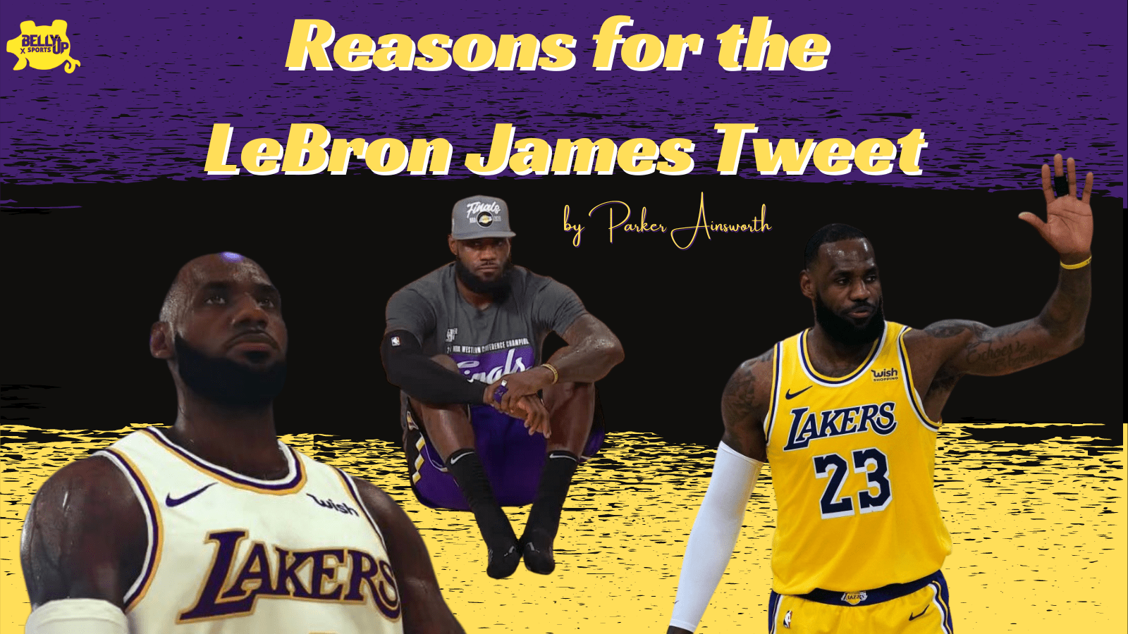 Reasons for the LeBron James Tweet