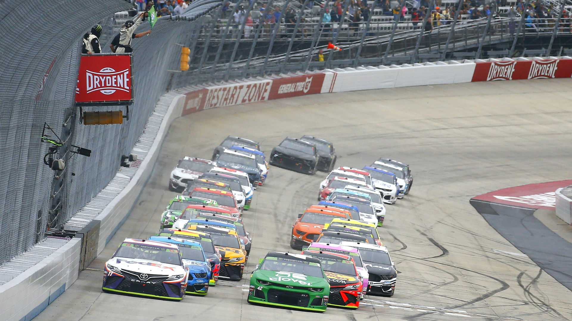 Dover Preview: NASCAR Heads to the Monster Mile