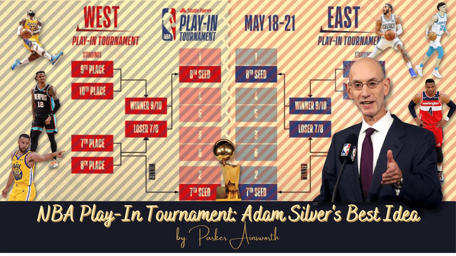 NBA Play-In Tournament: Adam Silver's Best Idea