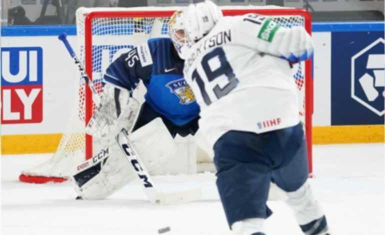 USA Hockey Drops World Championship Opener