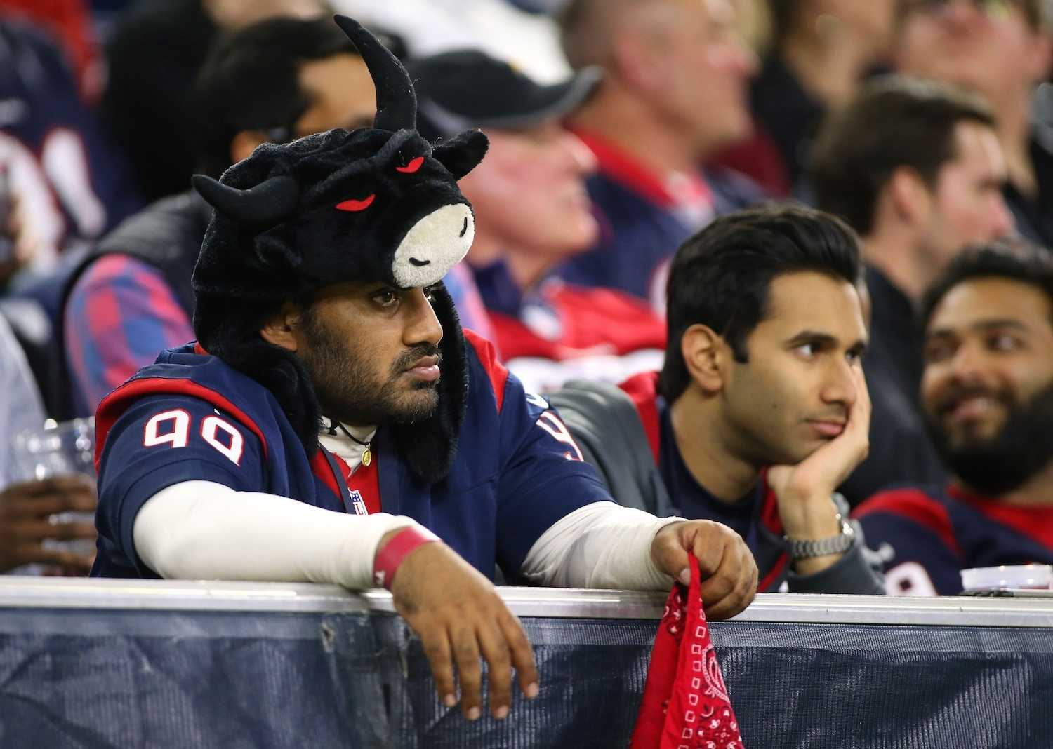 The Soon to Be Disasterous Season for the Texans