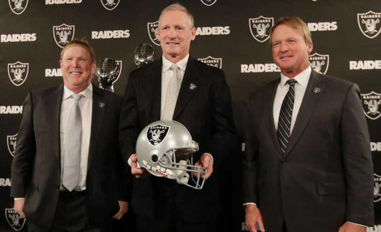 Living in Purgatory: Las Vegas Raiders Season Preview