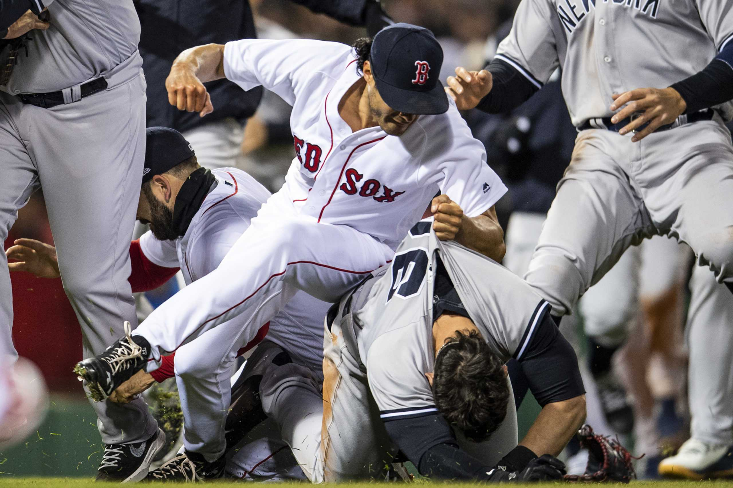 Why Red Sox-Yankees Won't Be Competitive