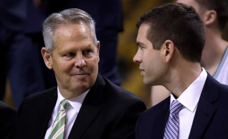 Boston Celtics Get Knocked Out, Promptly Explode