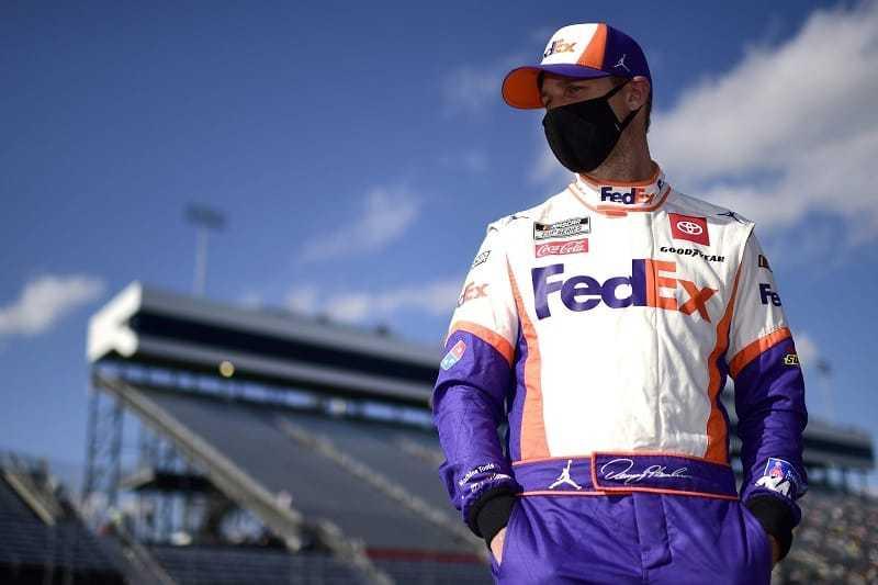 NASCAR Midseason Recap, Denny Hamlin