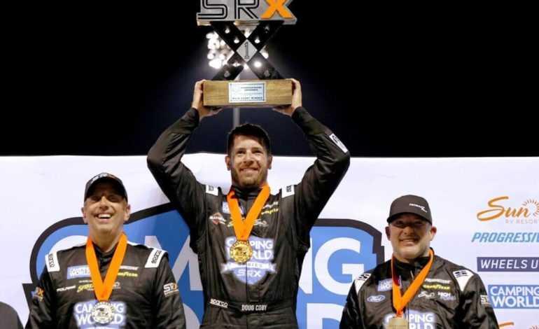SRX Race at Stafford Recap