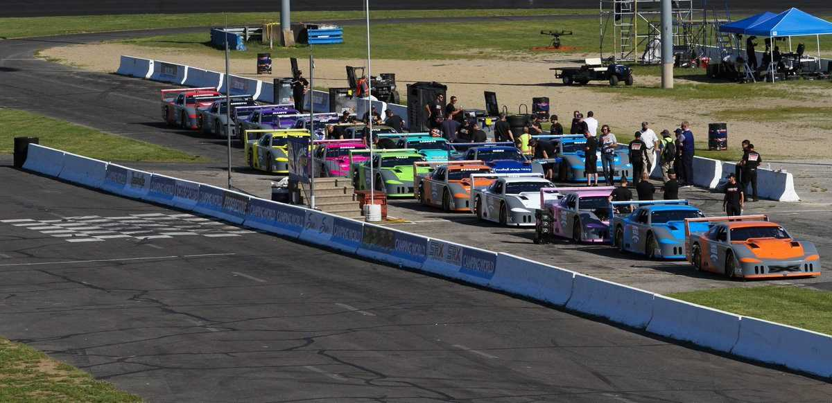 SRX Race One Preview at Stafford