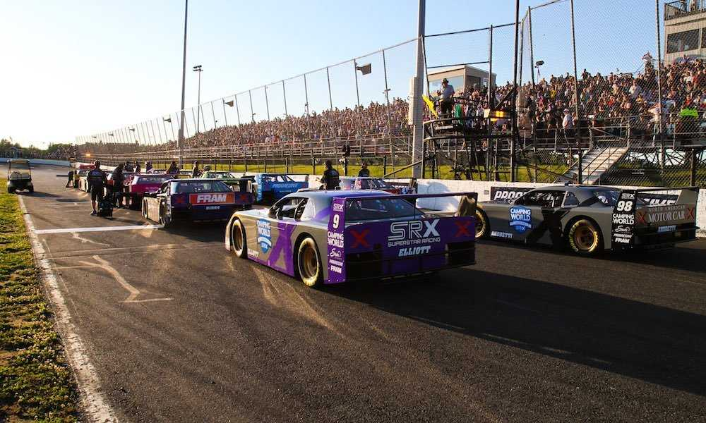 SRX Race at Knoxville Preview