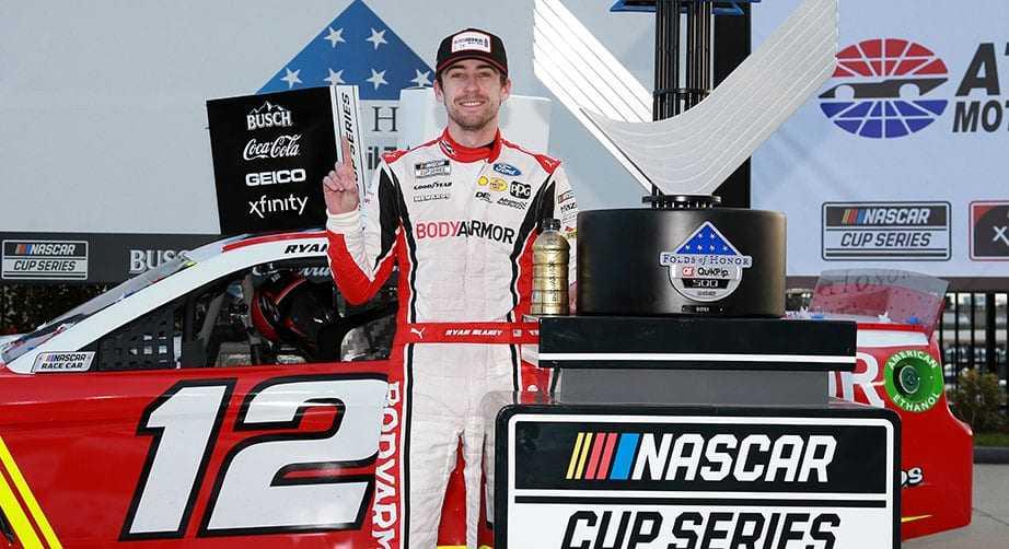 NASCAR Midseason Recap, Ryan Blaney