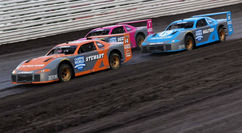SRX Race Three Preview: Superstars at Eldora