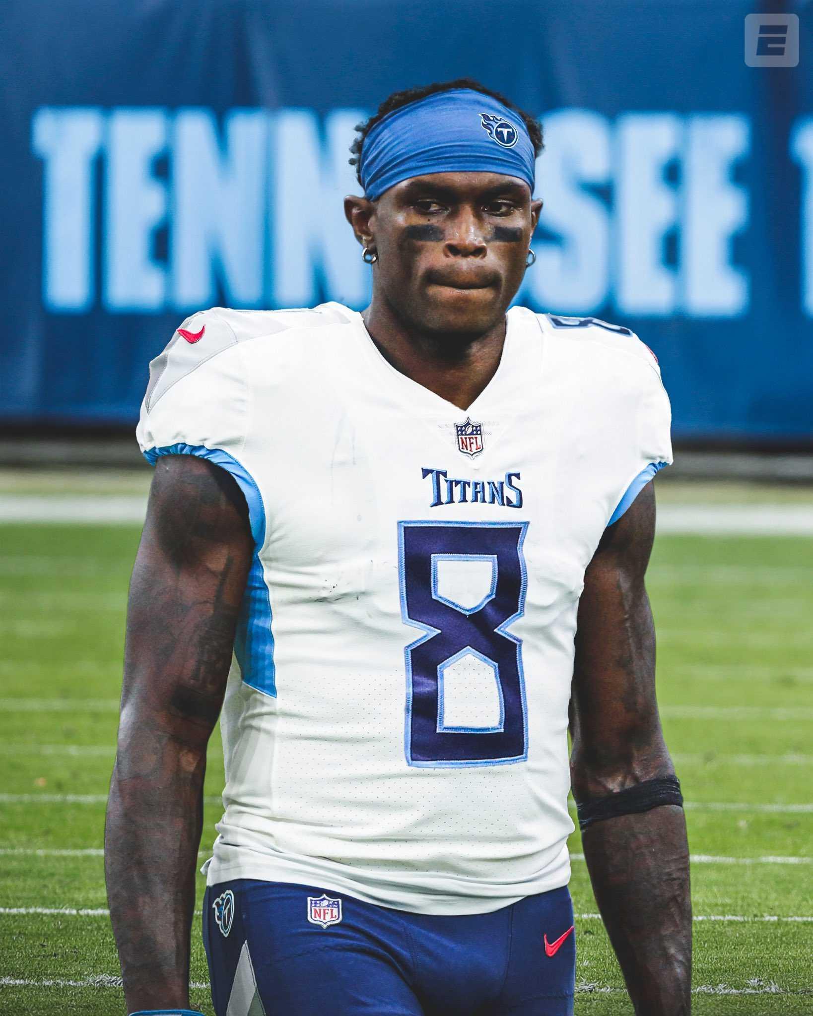 Julio Jones Tennessee Titans jersey
