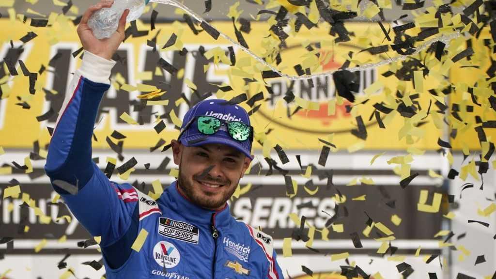 NASCAR Midseason Recap, Kyle Larson