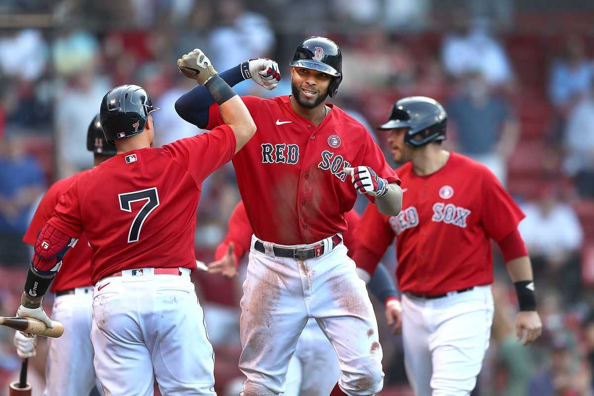 The Boston Red Sox are On the Rise In 2021