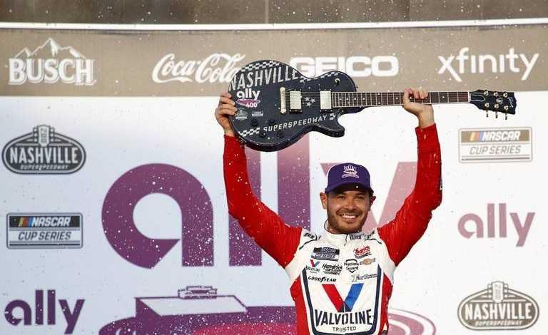 Nashville Recap: Is Kyle Larson the Championship Favorite?