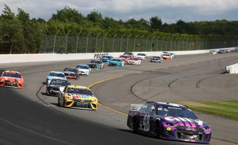 NASCAR at Pocono Recap