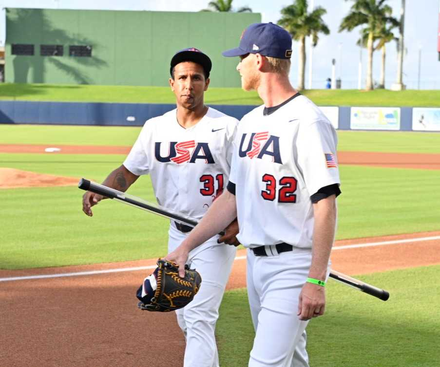 USA Sweeps Group A of Baseball Americas Qualifier