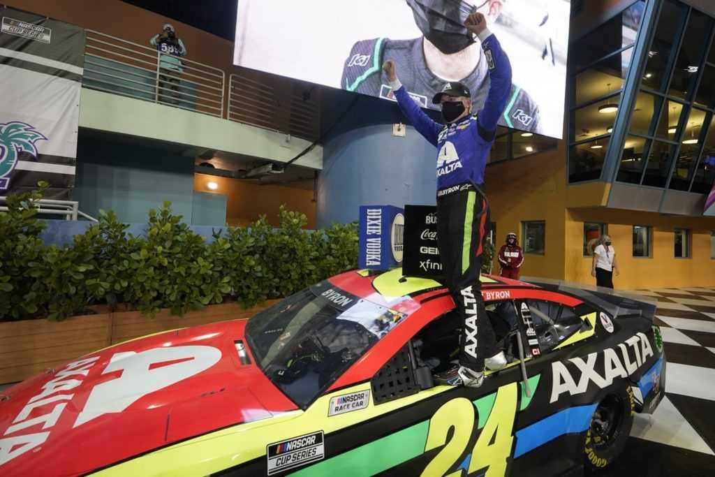 NASCAR Midseason Recap, William Byron