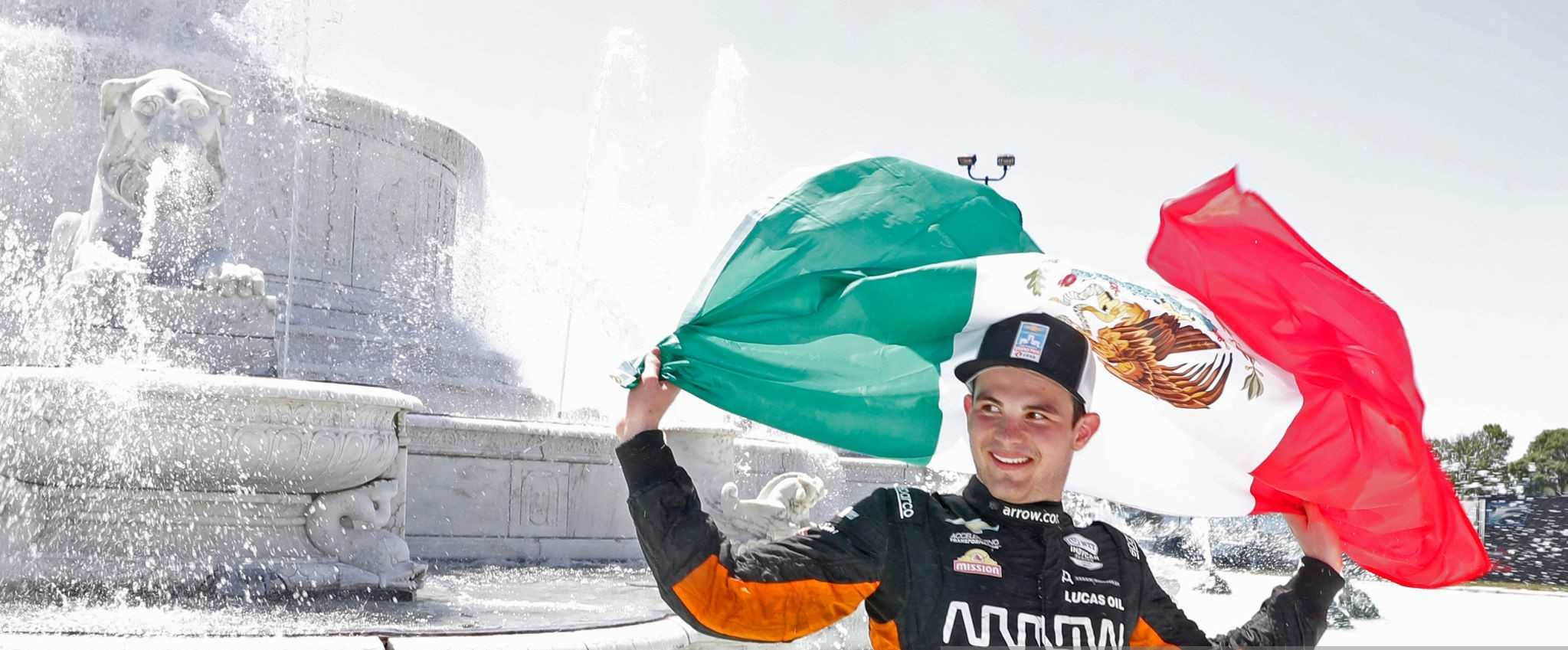 IndyCar's Dual In Detroit Served up Double Delight With Two Epic Races