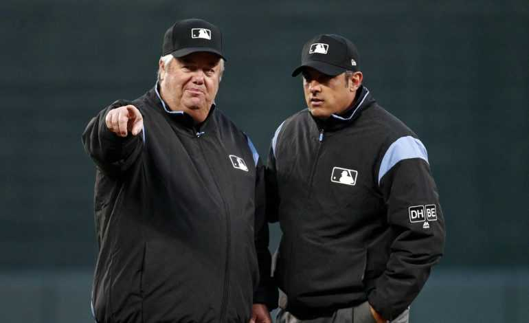 MLB Umpires Are Nothing Short Of Laughable in 2021