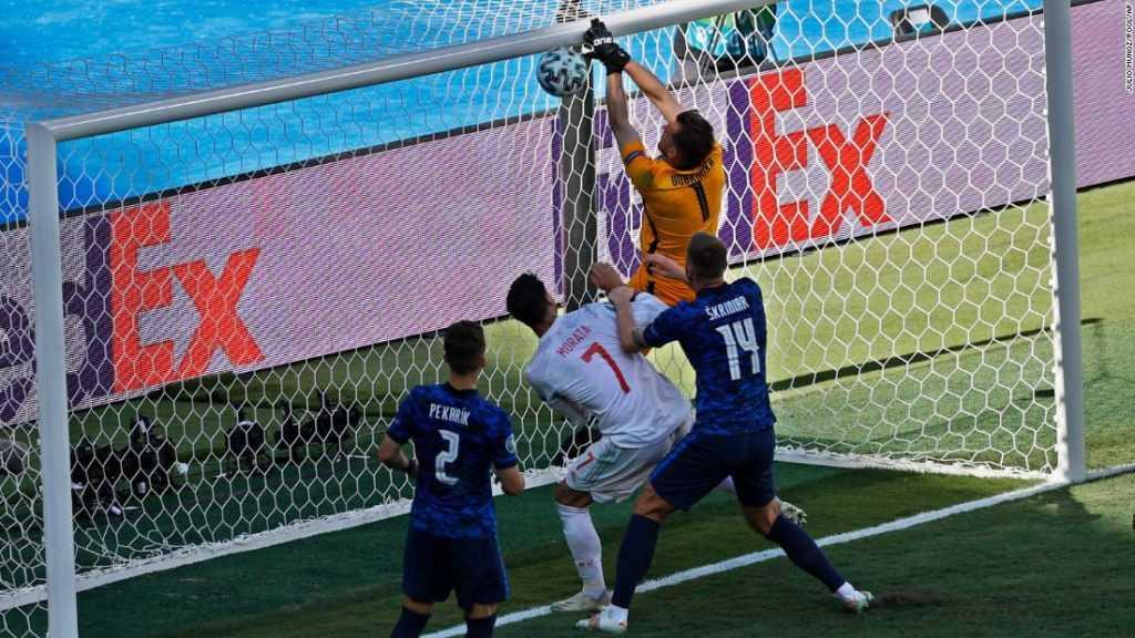 An own goal at Euro 2020.