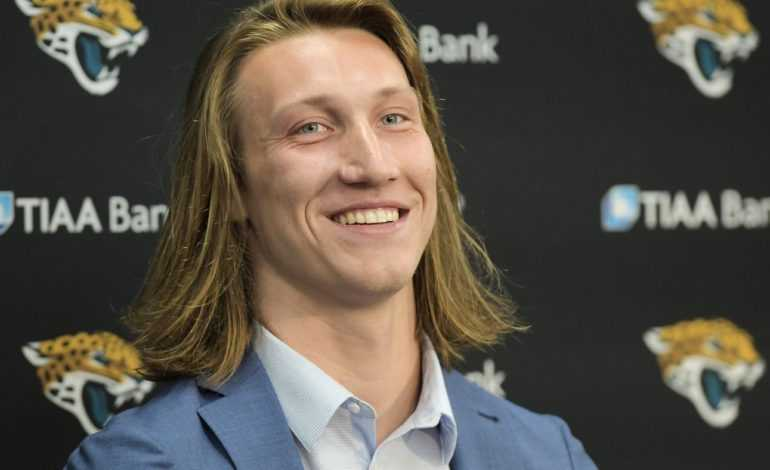 Trevor Lawrence Isn't Guaranteed to Start for the Jaguars?!