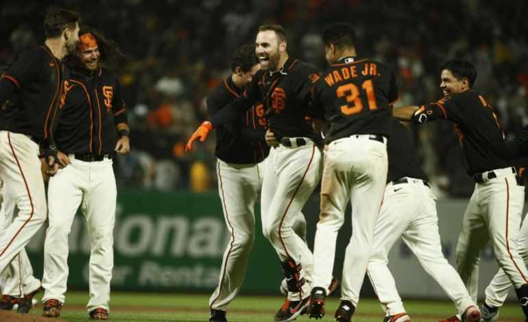 The Meteoric Rise of the 2021 San Francisco Giants
