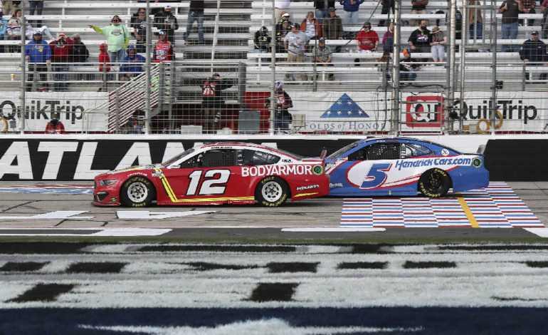 NASCAR at Atlanta Preview