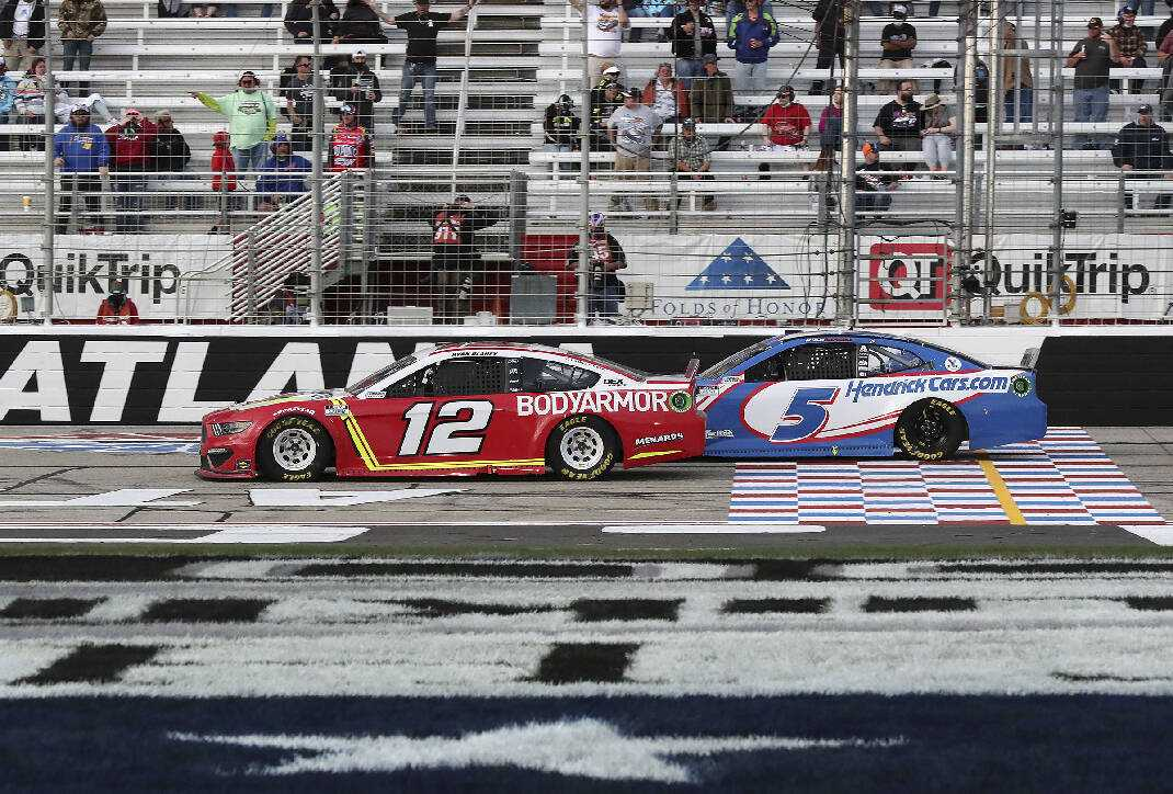 NASCAR at Atlanta Preview: Elliott Gets Pole and Repave Announcement?